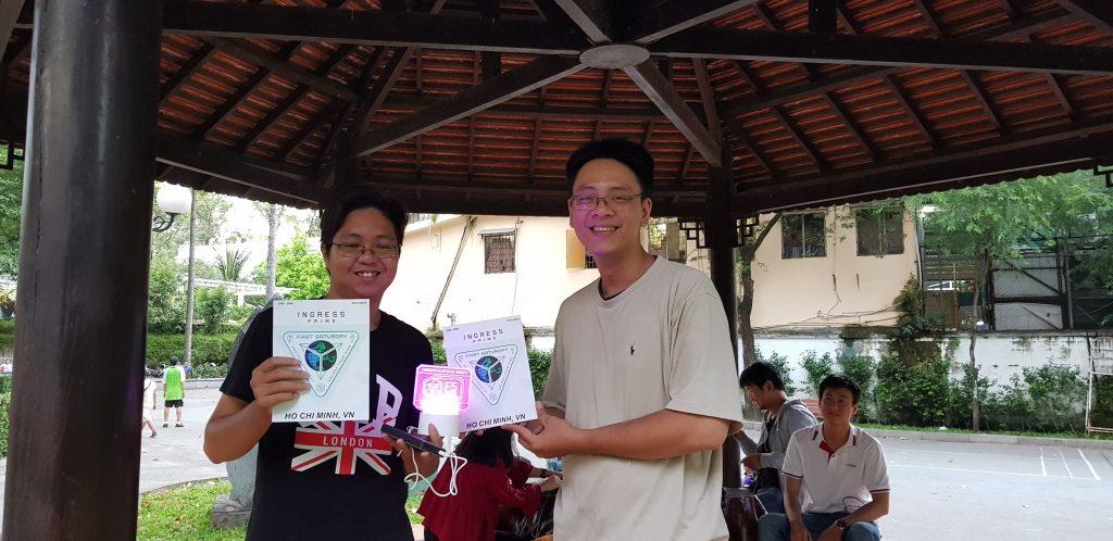 IngressFS Vietnam nov 2019 connector prize