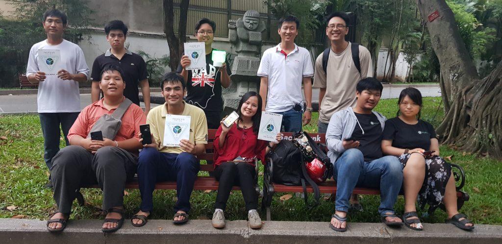 Ingressfs vietnam nov 2019 group photo